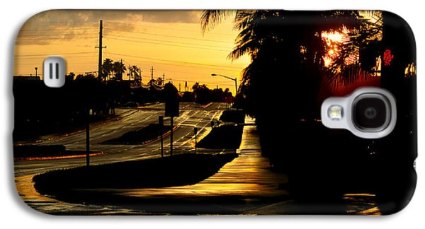 Street Of Dreams Galaxy S4 Case by Laura Fasulo