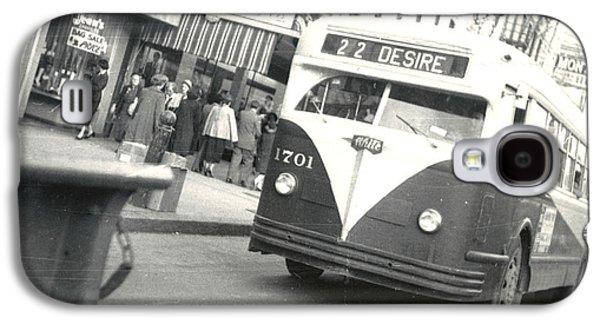 Streetcar Named Desire Galaxy S4 Case by Cynthia Decker