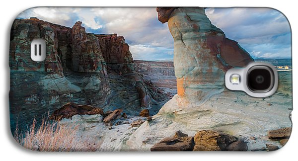 Stud Horse Point 2 Galaxy S4 Case by Larry Marshall