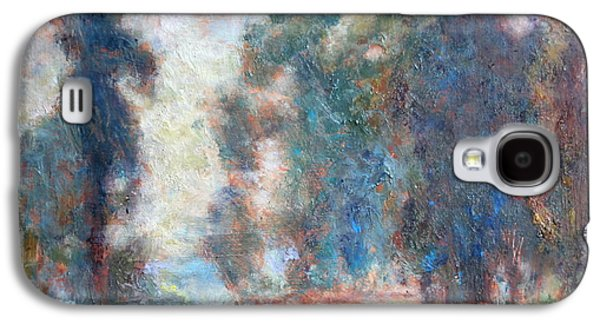 Study Of An Impressionist Master Galaxy S4 Case