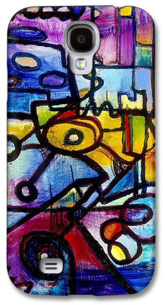 Suburbias Daily Beat Galaxy S4 Case by Regina Valluzzi