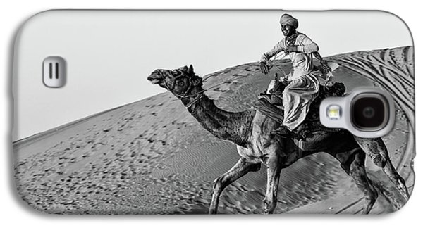 Camel Galaxy S4 Case - Such Fun by Susan Moss