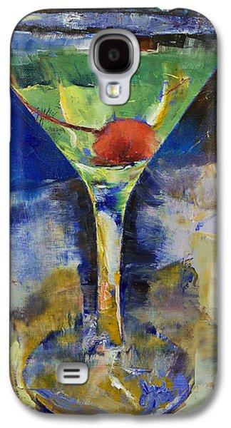 Summer Breeze Martini Galaxy S4 Case