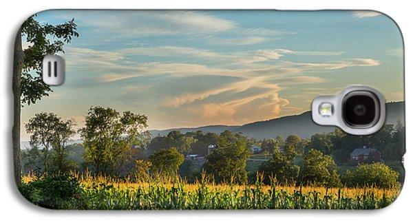 Summer Corn Galaxy S4 Case by Bill Wakeley