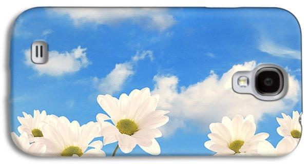 Summer Daisies Galaxy S4 Case
