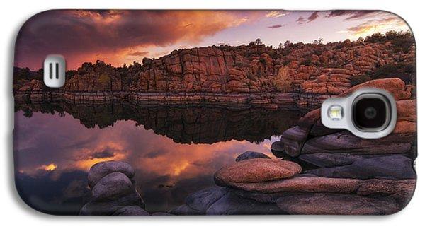 Summer Dells Sunset Galaxy S4 Case