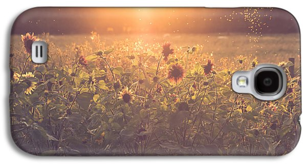 Summer Evening Galaxy S4 Case by Chris Fletcher