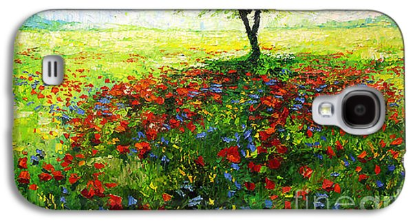 Summer Noonday Galaxy S4 Case by Yuriy Shevchuk