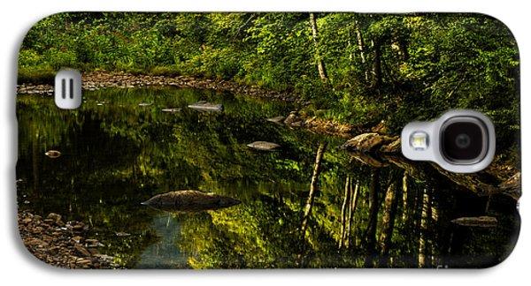 Summer Reflections Galaxy S4 Case by Thomas R Fletcher