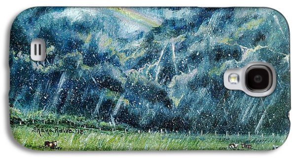 Summer Storm Galaxy S4 Case by Shana Rowe Jackson