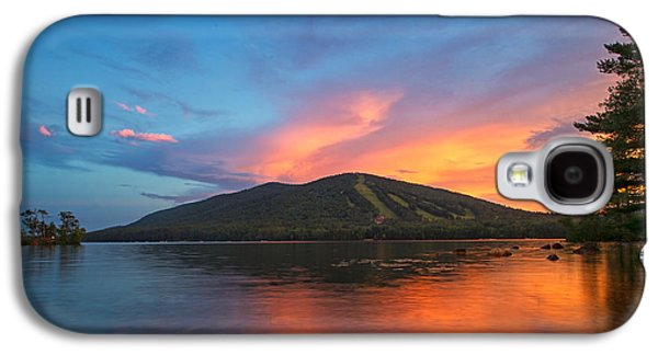 Summer Sunset At Shawnee Peak Galaxy S4 Case