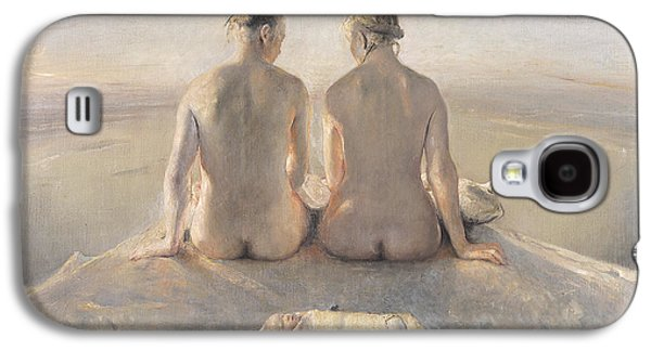 Summit Galaxy S4 Case by Odd Nerdrum