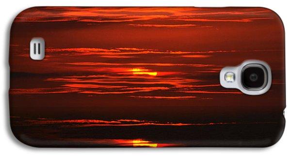 Sun Reflection Galaxy S4 Case