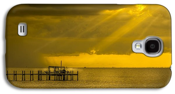Sunbeams Of Hope Galaxy S4 Case by Marvin Spates