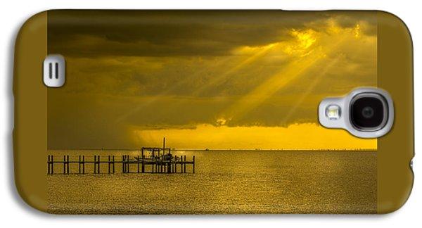 Sunbeams Of Hope Galaxy S4 Case