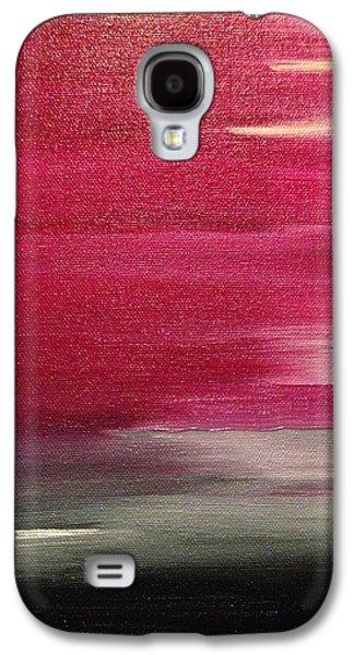 Sundae Ox-bloody Sundae Galaxy S4 Case by Christopher Toro