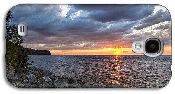 Sundown Bay Galaxy S4 Case