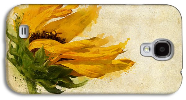 Sunflower Breezes Galaxy S4 Case