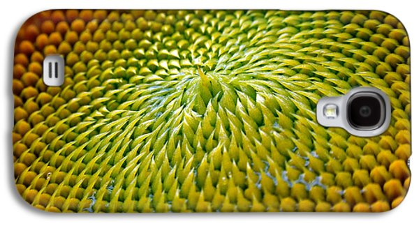 Sunflower  Galaxy S4 Case by Christina Rollo
