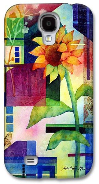 Sunflower Collage 2 Galaxy S4 Case