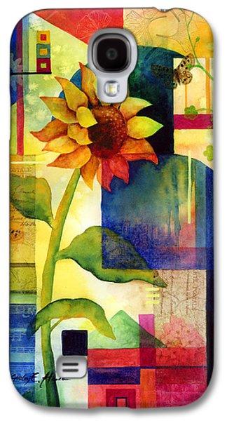 Sunflower Collage Galaxy S4 Case