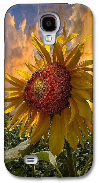Sunflower Dawn Galaxy S4 Case