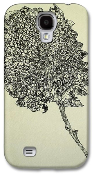 Sunflower Still Life Galaxy S4 Case