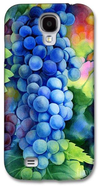 Sunlit Grapes Galaxy S4 Case