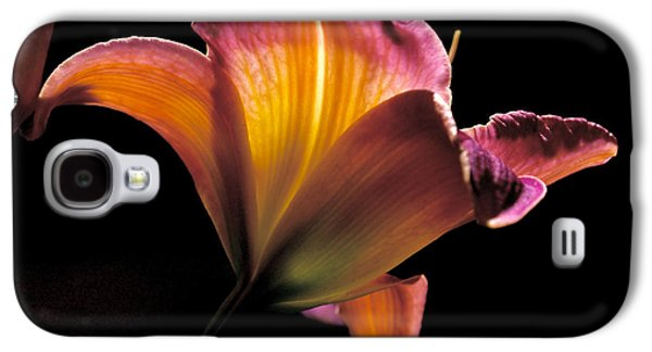 Sunlit Lily Galaxy S4 Case