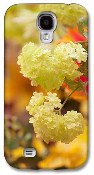 Sunny Mood. Amsterdam Flower Market Galaxy S4 Case by Jenny Rainbow