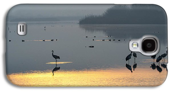 Sunrise Over The Hula Valley Israel 1 Galaxy S4 Case