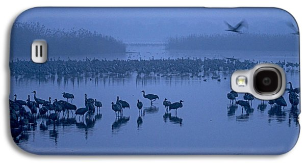 Sunrise Over The Hula Valley Israel 4 Galaxy S4 Case