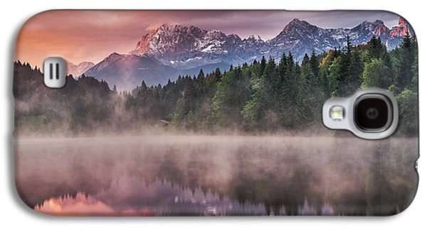 Sunrise At The Lake Galaxy S4 Case