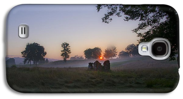 Sunrise At Whitemarsh Galaxy S4 Case by Bill Cannon