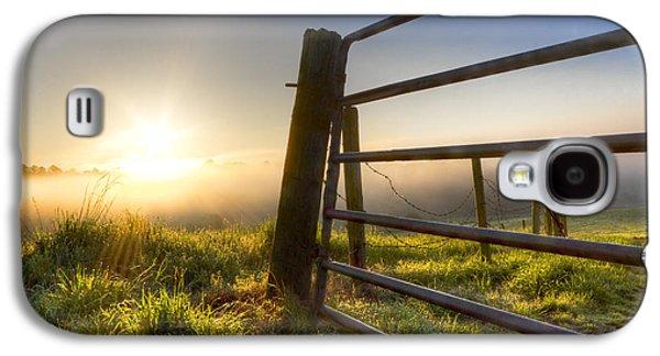 Sunrise  Gate Galaxy S4 Case