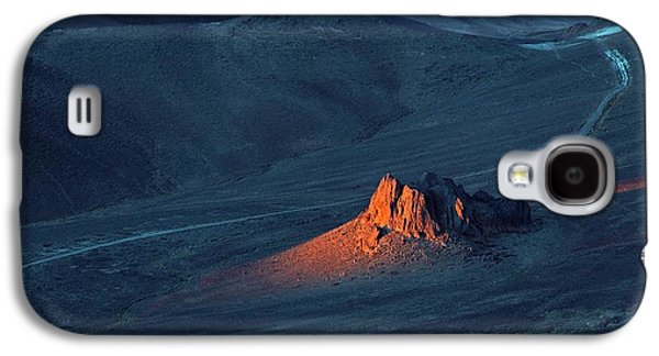 Sunrise In Saharan Mountains Galaxy S4 Case