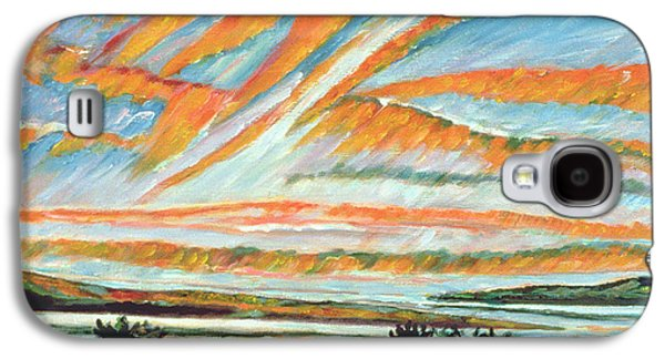 Sunrise Les Eboulements Quebec Galaxy S4 Case by Patricia Eyre