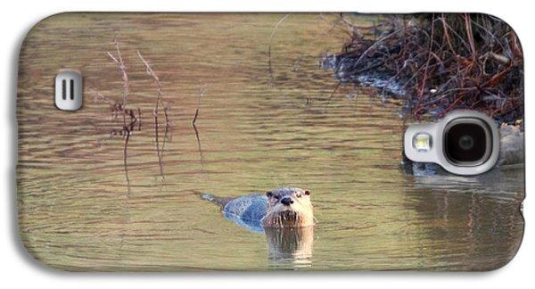 Sunrise Otter Galaxy S4 Case