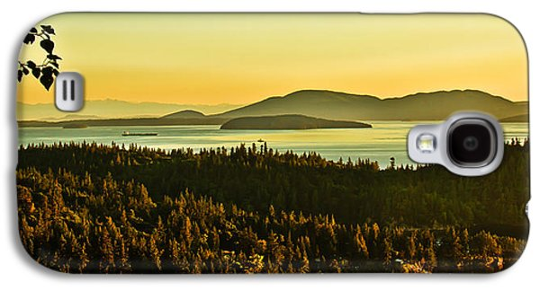 Sunrise Over Bellingham Bay Galaxy S4 Case by Robert Bales