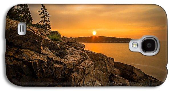 Sunrise Over Otter Cove Galaxy S4 Case