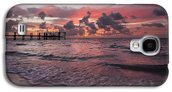 Sunrise Panoramic Galaxy S4 Case