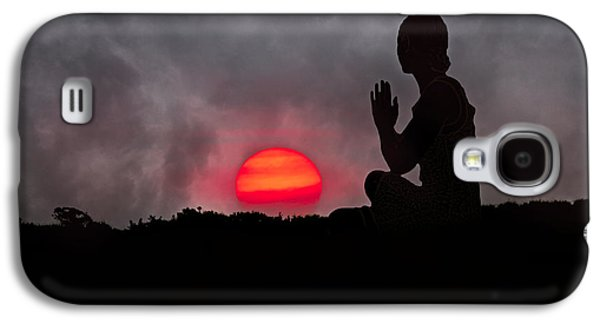 Sunrise Prayer Galaxy S4 Case by Betsy Knapp