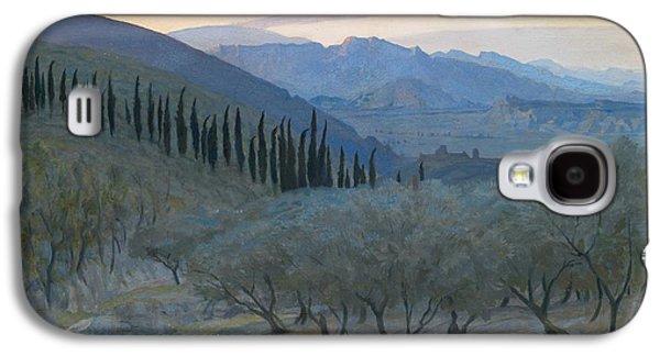 Sunrise Umbria 1914 Galaxy S4 Case