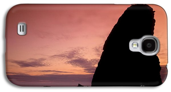 Sunset At Rialto Beach Galaxy S4 Case by Keith Kapple