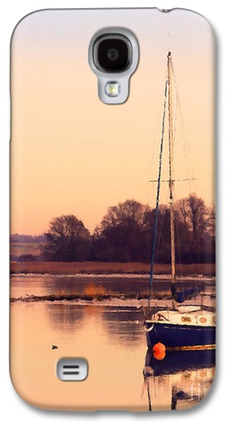 Sunset At The Creek Galaxy S4 Case