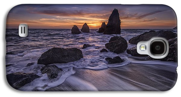 Sunset At Water's Edge Galaxy S4 Case
