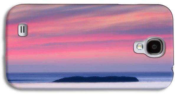 Sunset Bay Pastels II Galaxy S4 Case