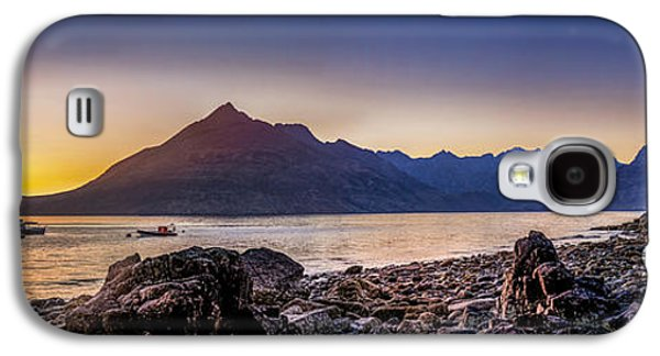 Sunset Black Cuillin Isle Of Skye Scotland Galaxy S4 Case