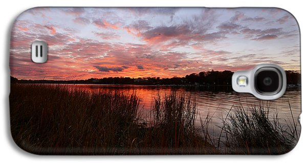 Sunset Bliss Galaxy S4 Case by Lourry Legarde