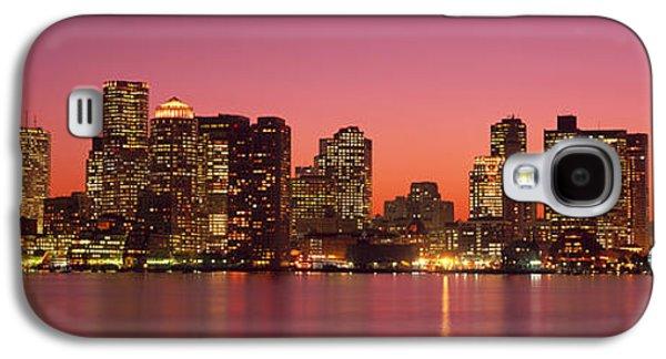 Sunset Boston Ma Galaxy S4 Case